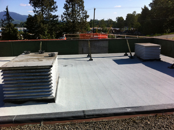 Commercial And Industrial Roofing Projects Vancouver