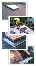 residential house roofing